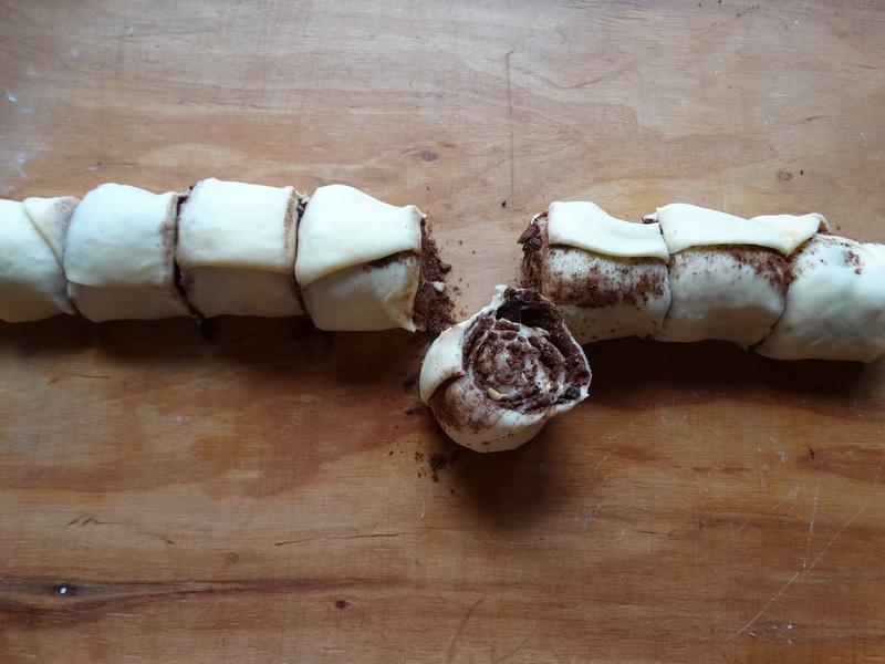 «Шокобоны» - приготовила, и… влюбилась. Не булки, а шоколадная нежность