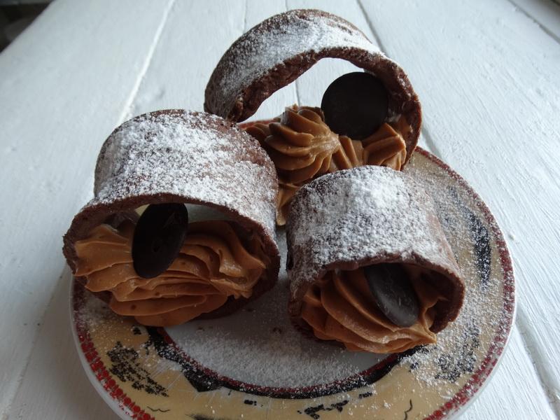 Пирожное «Кольца»