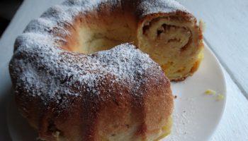 Вкуснотища к чаю «Рулетный пирог» – готовлю пирог своим старинным способом и каждый раз удивляюсь, как же вкусно