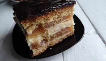 Украинский яблочный пирог – непередаваемая вкуснота (у нас такого не пробовала)