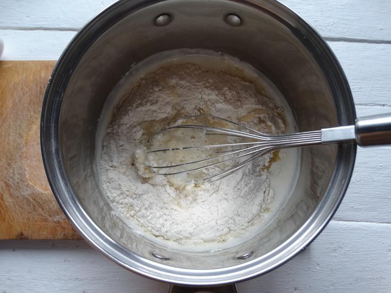 Тесто для эклеров - рецепт, которому я научилась у Александра Селезнева. Сколько готовлю, результат всегда классный