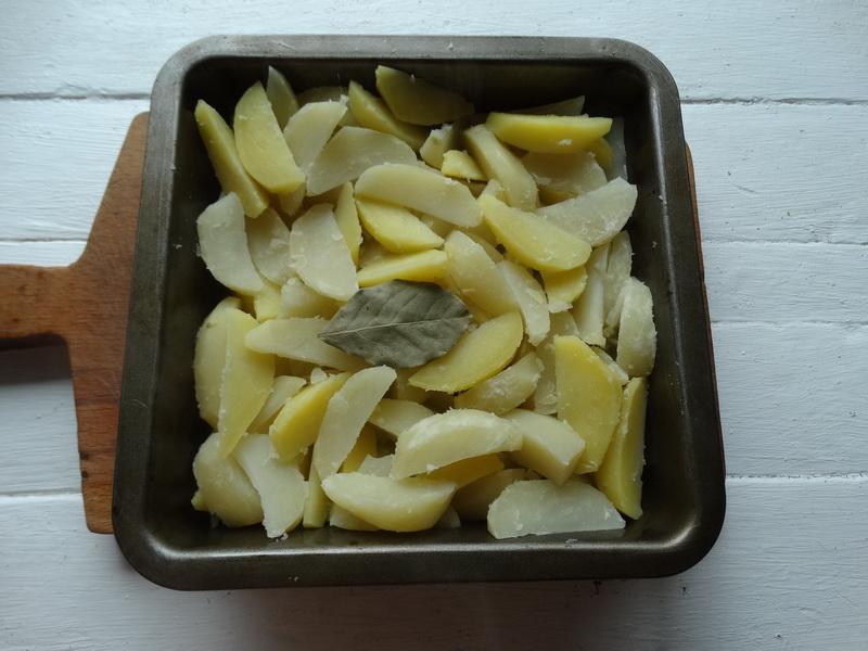 «Картофель в молоке» - когда всё просто и вкусно, но за 40 лет на кухни готовлю так впервые