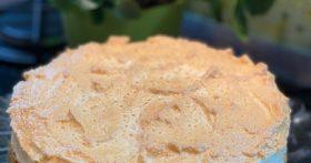 Пирог «Слёзы ангела» — бесподобный (Мне как любителю творожной выпечки прямо очень!)