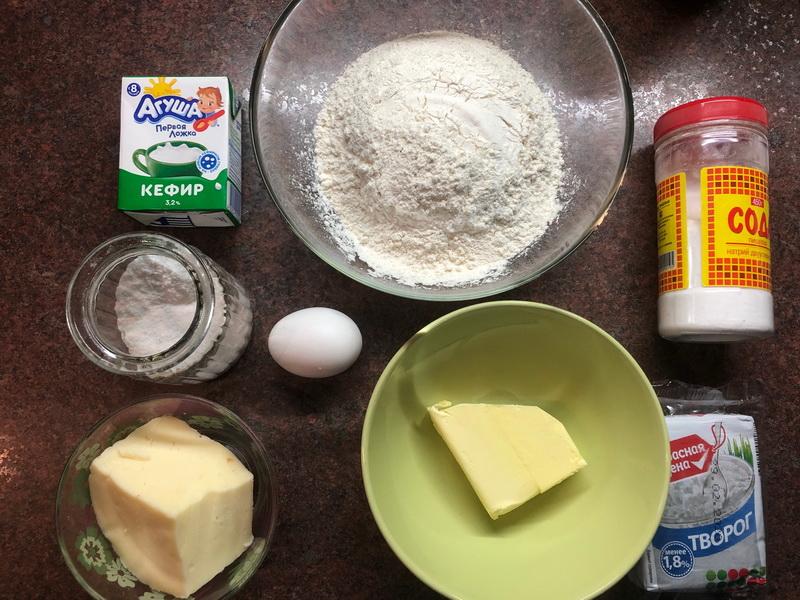 Нашла рецепт наивкуснейшего хачапури, а главное готовить очень быстро – тесто на кефире