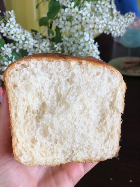 Японский молочный «Хлеб-Хоккайдо»