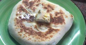 Пышные хачапури на кефире (гениальные грузинские лепёшки, готовлю по-летнему со шпинатом)