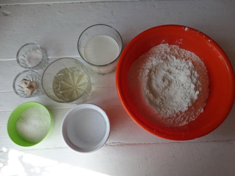Рецепт «Турецкого теста» - вся прелесть в том, что подходит для любой выпечки. Один замес и пышный хлеб и тонкие лепёшки