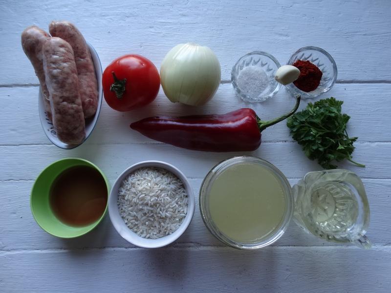 Просто бесподобное блюдо: Рис с колбасками, как у Гордона Рамзи