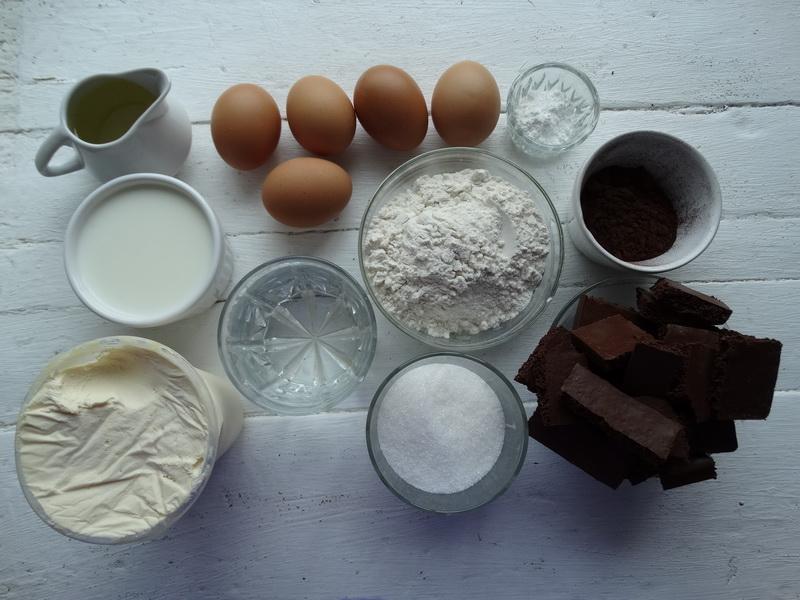 Торт совершенство. Рецепт старого итальянского торта «Шоколадное безумие», моя духовка давно выучила наизусть