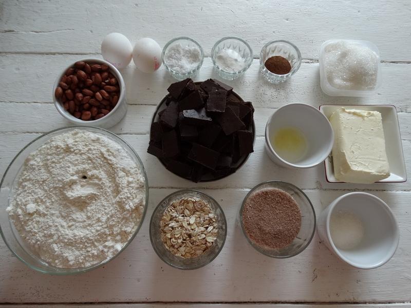Приготовила знаменитое печенье Doubletree, хоть рецепт и удешевила, результат не подвёл – невероятно вкусно