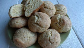 Пышное печенье «Сникердудль» – хорошо пропекается и нежное внутри