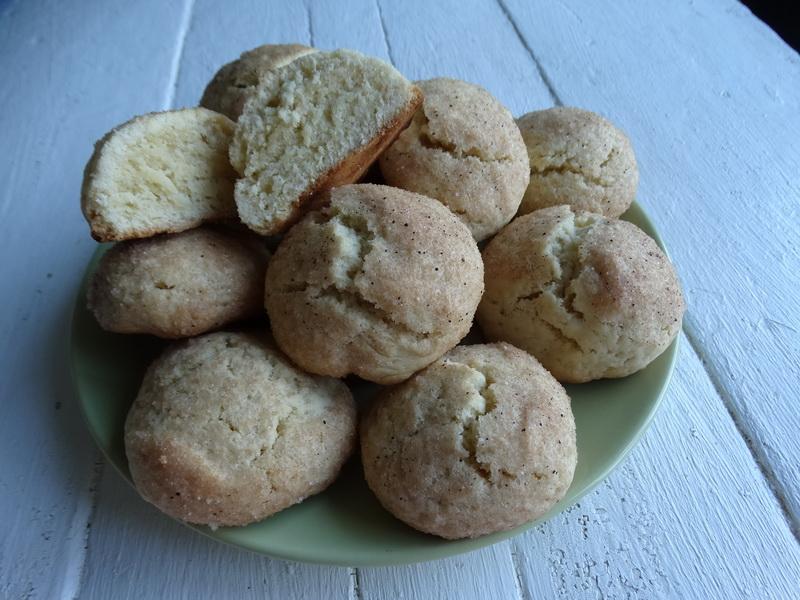 Пышное печенье за 10 минут – «Сникердудль» – любимое печенье с необычным названием