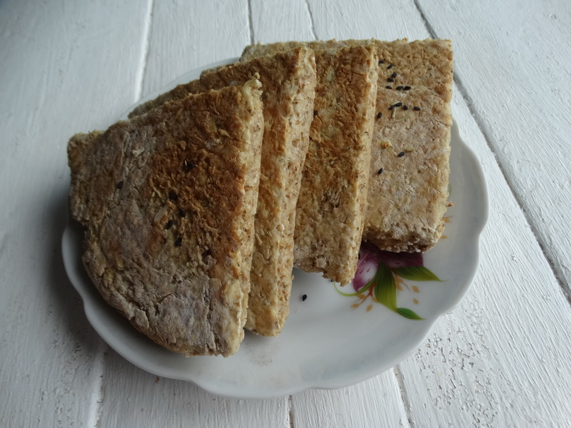 Фарлс - хлеб из Ирландии