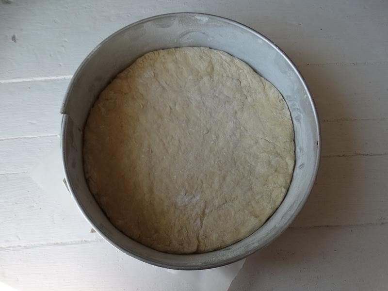 Кухен пирог с вареньем, годами изъеденный рецепт