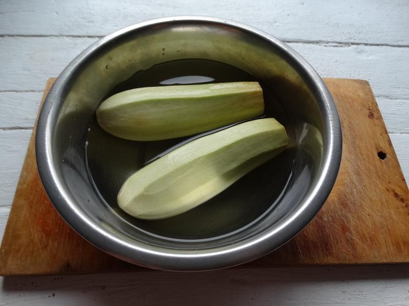 Вкусные баклажаны на сковороде (честно говоря, раньше и не подозревала, что из овощей можно делать отбивные)
