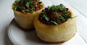 Как я очень вкусно готовлю картошку. Моё «коронное блюдо» к праздничному столу