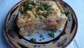 Лазанья из кабачка – необычная, сочная и очень вкусная — делаю каждое лето, мои просто обожают