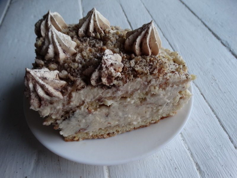 Модный торт «Акилежна»