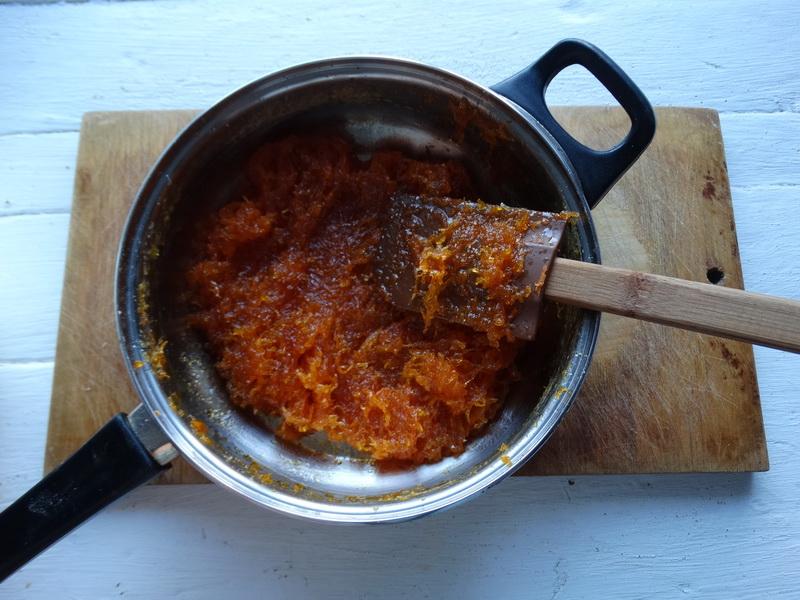 Морковное Джезерье – реально вкусный десерт
