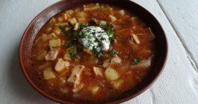 «Пражский» чесночный суп – шикарный и ароматный. А главное, как говорится: «все гениальное -просто»