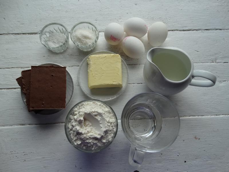 Безумно классный торт «Дамские пальчики» и мои наработки до идеала: крем ганаш, а тесто ещё воздушней и нежнее