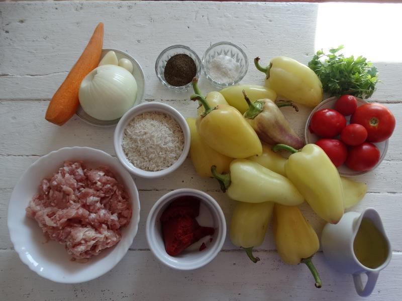 Бабушкин фирменный рецепт фаршированного перца. Простой и дико вкусный