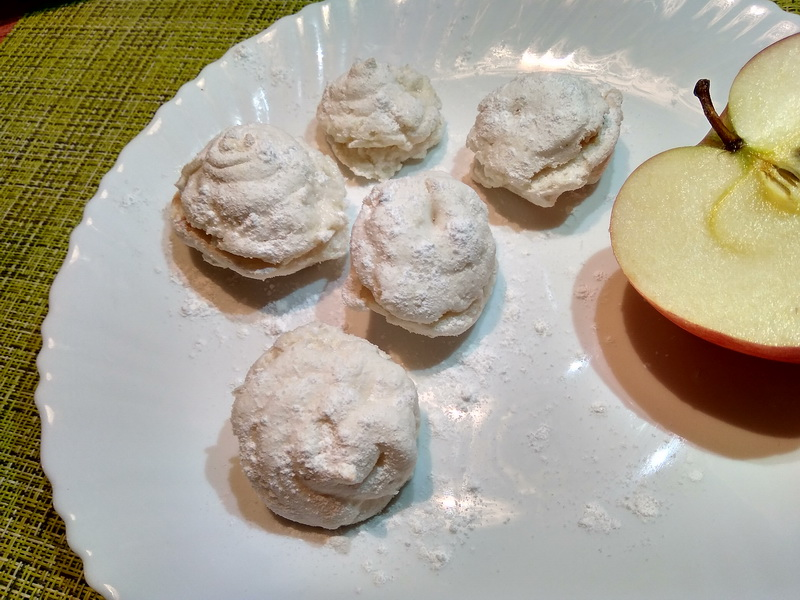 Как я наготовила дома гору «Яблочного зефира» для внуков (намного мягче магазинного, а упругий и не размазня)