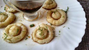 Клёцки по-итальянски «Картофельные грибочки»