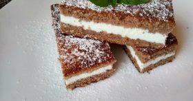 Рецепт «Бисквитных полосок» — готовлю их детям и к чаю, и с собой. Вместо 2шт из магазина, я делаю противень