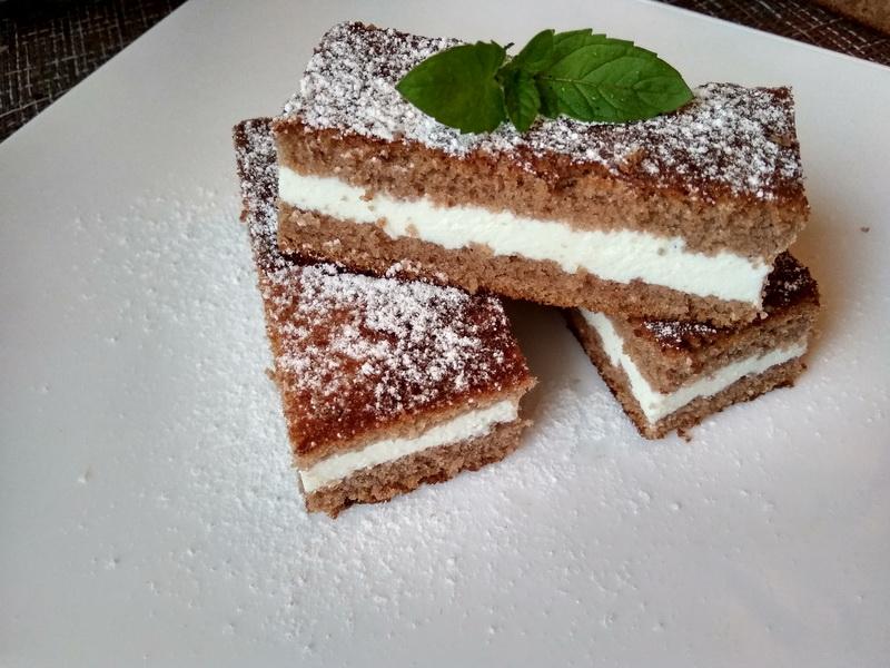 Домашний десерт «Киндер Пингви»
