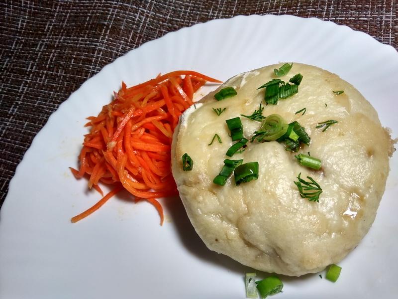 Хочу поделиться рецептом «Вьетнамских пирожков с мясом и капустой». Готовлю их вместо жареных - очень здорово