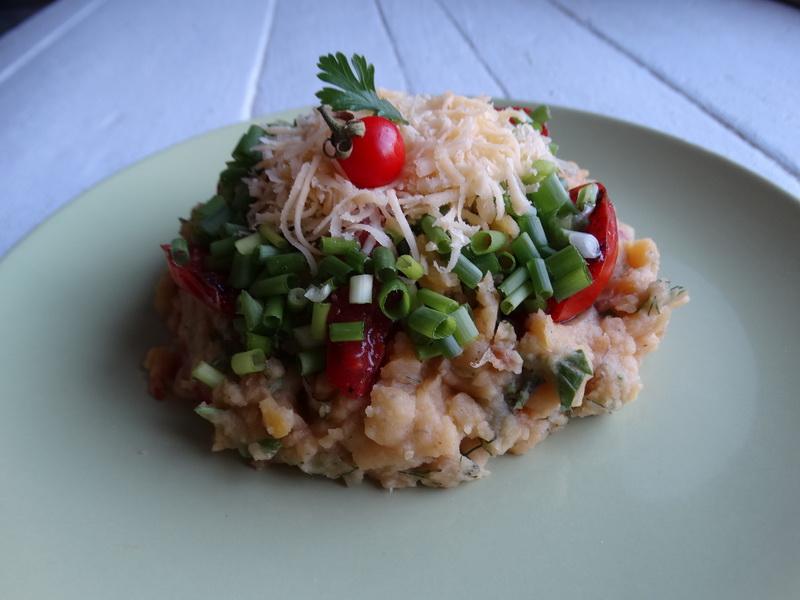 Вкуснейшее блюдо из зелёного гороха