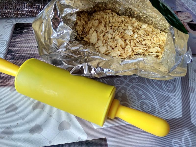 Очень простой и вкусный способ готовить куриное филе. Стрипсы в чипсах. Внуки съедают моментально