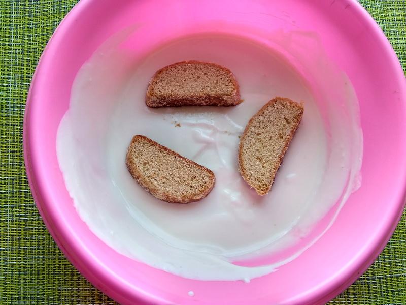Удивительно быстрый торт из пряников (Мою семью покорил именно малиновый вариант)