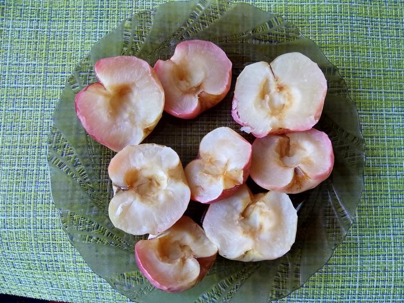 Как я приготовила классический яблочный зефир
