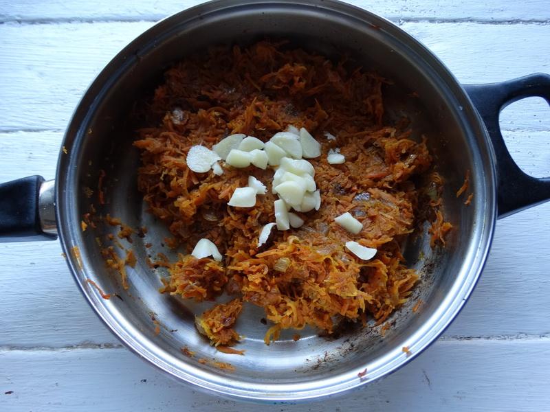 Сытная закуска из моркови на праздничный стол (Гости нахваливают, да и я сама ем с удовольствием)