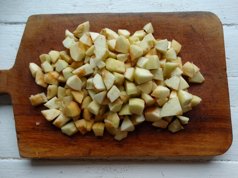 Американский яблочный пирог – вкусный, как шарлотка, но готовить ещё проще (и без проблем пропекается)