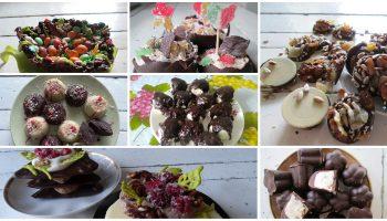 Люблю рецепты из шоколада. Делюсь своей коллекцией рецептов вкуснющих домашних конфет и десертов