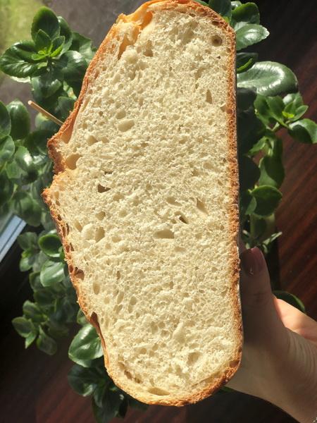 Необыкновенно вкусный «Ленивый хлеб» (без замеса), готовлю сама и советую всем друзьям