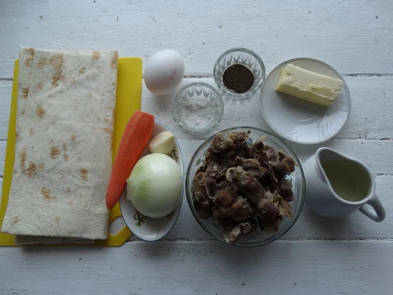 Бюджетная закуска в лаваше - один из моих любимых рецептов