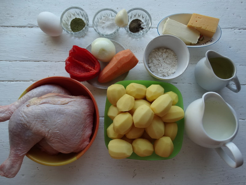 «Бразильские котлетки» — рецепт, потрясающий. Мелкая зажарка из курочки и овощей в картофеле - идеально вкусно и ново
