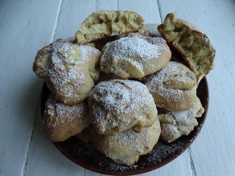 Рецепт нежнейшего яблочного печенья