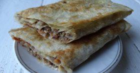 Бюджетная закуска в лаваше — один из моих любимых рецептов