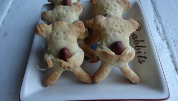Печенье «Мишки с сюрпризом» для маленьких внуков