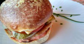 Бургер, в котором я уверена — мой домашний рецепт