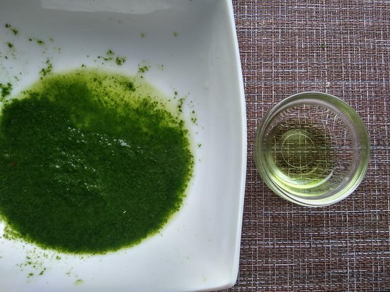 Вкусный «Зелёный рис». На самом деле гарнир из риса может быть не только белым. Делюсь рецептом натуральной подкраски