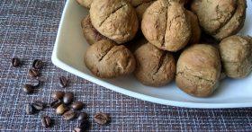 Бесподобное печенье «Кофейные зерна» (Придумала совершенно из простых продуктов, а семья только и рада угощению)