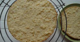Как я пеку «бисквит» только из желтков. Коржи получаются действительно пышными и намного вкуснее белковых