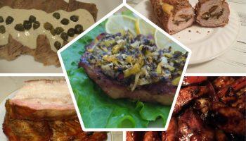 Идеальное мясное меню к праздникам — 5ка моих рецептов