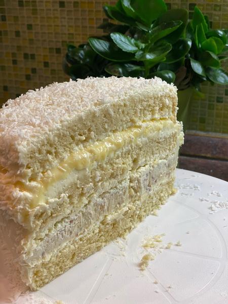 Настоящая находка - торт «Рафаэлло». Внуки без ума, говорят – «райское угощение»